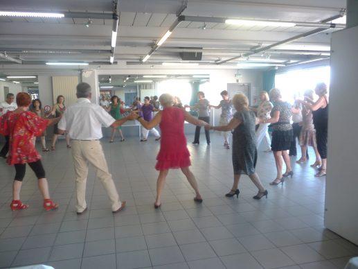 Asptt marseille danse toutes danses country for Danse de salon marseille